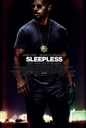 """Poster art for """"Sleepless."""""""