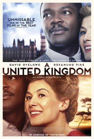 """Poster art for """"A United Kingdom"""""""