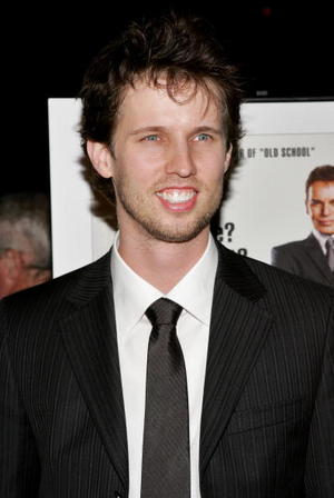 """John Heder at the New York premiere of """"School For Scoundrels"""""""
