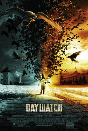 "Poster art for ""Day Watch."""