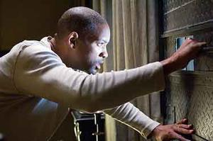 """Will Smith in """"I Am Legend."""""""