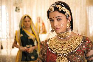 "Aishwarya Rai in ""Jodhaa Akbar."""