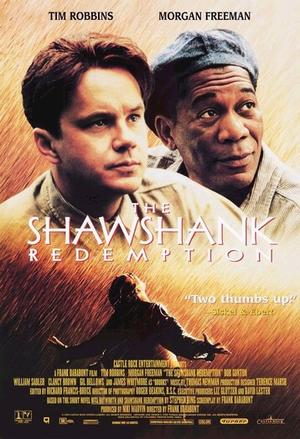 "Poster art for ""The Shawshank Redemption."""