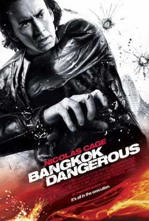 "Poster art for ""Bangkok Dangerous."""
