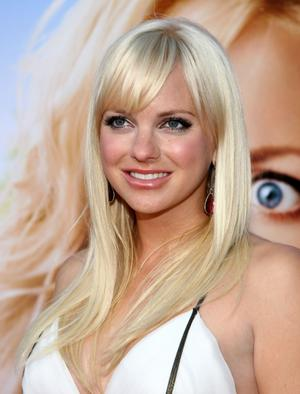 "Anna Faris at the California premiere of ""House Bunny."""