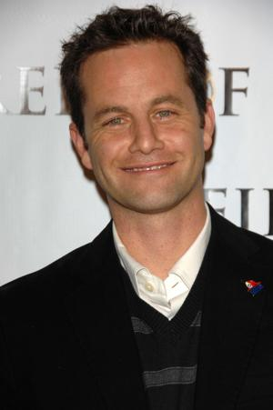 """Kirk Cameron at the California premiere of """"Fireproof."""""""
