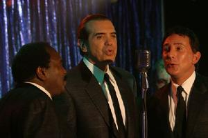 "Chazz Palminteri as George Zucco in ""The Dukes."""