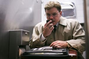 "Matt Damon as Mark Whitacre in ""The Informant!"""