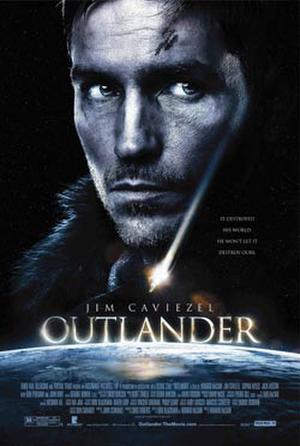 """Poster art for """"Outlander."""""""