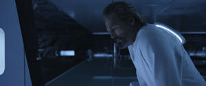 "Jeff Bridges in ""Tron: Legacy."""