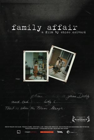 """Poster art for """"Family Affair."""""""