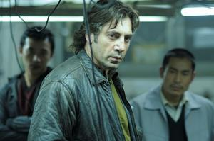"Javier Bardem as Uxbal in ""Biutiful."""