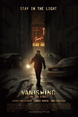 """Poster art for """"Vanishing on 7th Street"""""""