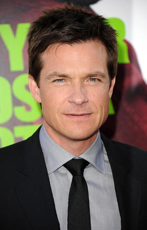 "Jason Bateman at the California premiere of ""Horrible Bosses."""