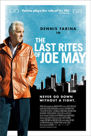 "Poster art for ""The Last Rites of Joe May."""