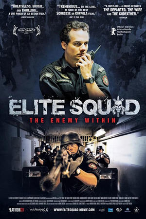 """Poster art for """"Elite SquadI: The Enemy Within."""""""