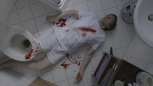 """Andre Hennicke in """"The Theatre Bizarre."""""""