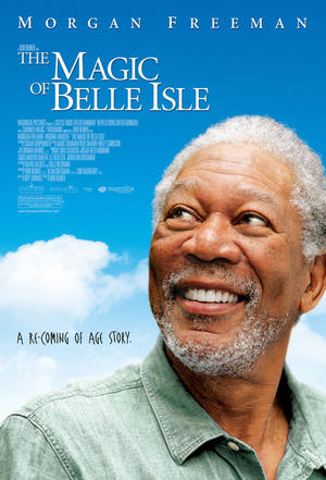 """Poster art for """"The Magic of Belle Isle."""""""