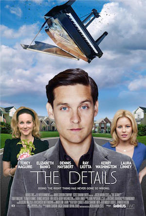 "Poster art for ""The Details."""