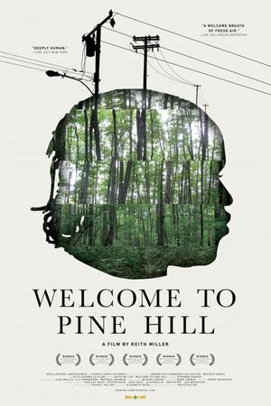 "Poster art for ""Welcome to Pine Hill."""