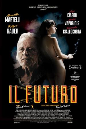 "Poster art for ""Il Futuro."""