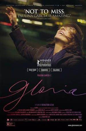 "Poster art for ""Gloria."""