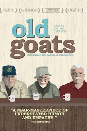 """Poster art for """"Old Goats."""""""