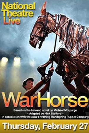 "Poster art for ""NT Live: War Horse."""