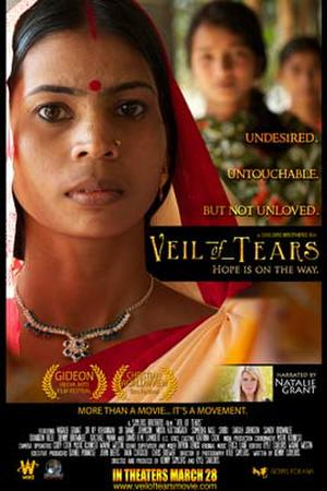 "Poster art for ""Veil of Tears."""