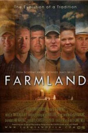 "Poster art for ""Farmland."""