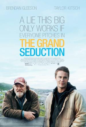 """Poster art for """"The Grand Seduction."""""""
