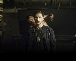 """Eric Bana in """"Deliver Us From Evil."""""""