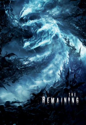 "Poster art for ""The Remaining."""