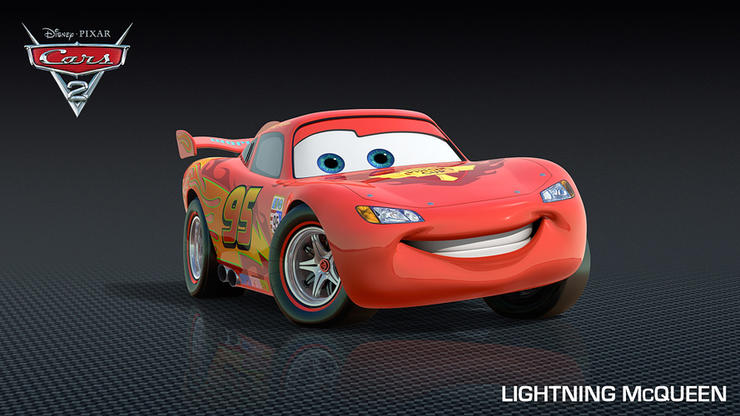 cars 2, disney, movie poster, lightning mcqueen, disney movies, pixar