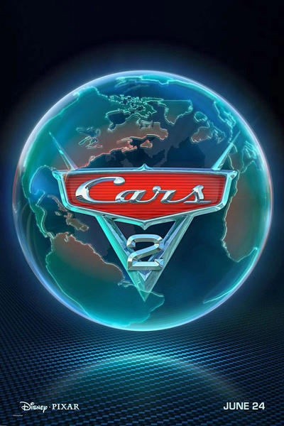 cars 2, disney, movie poster, disney movies, pixar