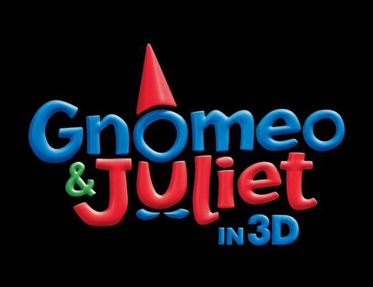 gnomeo & juliet, wallpaper, logo, 3d animated, movie poster