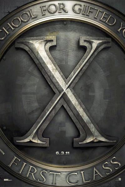 x-men, movie poster, first class