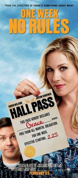 hall pass, movie poster, wallpaper, background,Christina Applegate