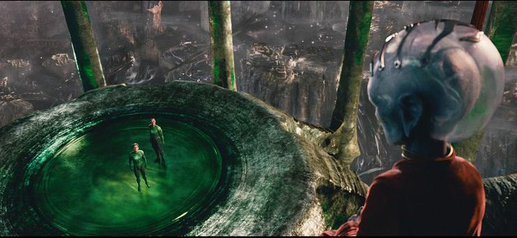 Green Lantern Council