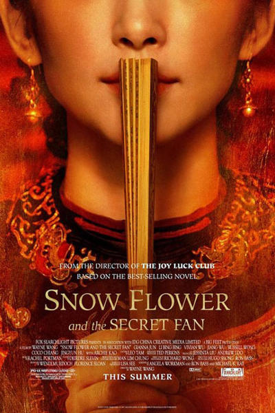 Snow Flower and Secret Fan