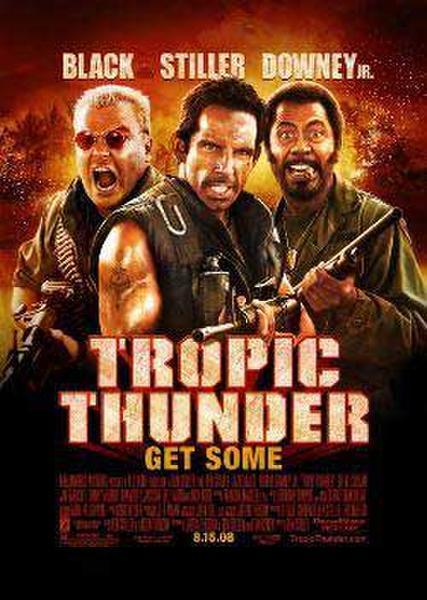 TropicThunder Poster