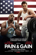 3. Pain & Gain - $5.0M