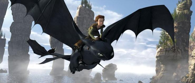 howtotrainyourdragon mv 2 Why How to Train Your Dragon Is the Best Movie Ever Made About Pet Ownership