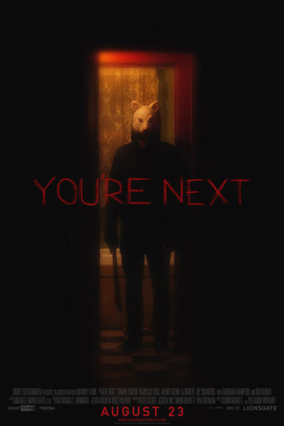 yourenext627 New VOD and Streaming Movies, Plus: How to Watch The Spectacular Now and Youre Next Before Disc