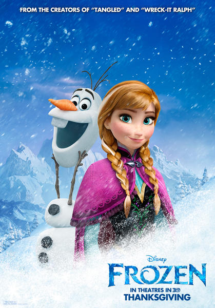 frozen ps 37 Box Office Report: Frozen & Fire Continue To Take Top Spots; Furnace Extinguished