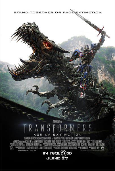 transformersageextinction ps 24 Box Office Report: 'Transformers' Has The Biggest Opening of 2014 And Many Ask Why