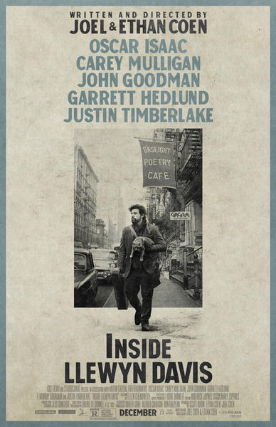 isldposter Dialogue: The Coen Brothers Explain the Inspiration Behind Inside Llewyn Davis