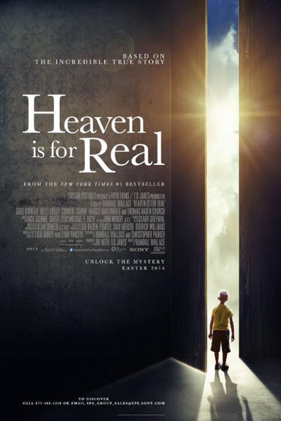 heavenisreal113f New VOD and Streaming Movies, Plus: How to Be Part of the Faction That Watches Divergent at Home Now