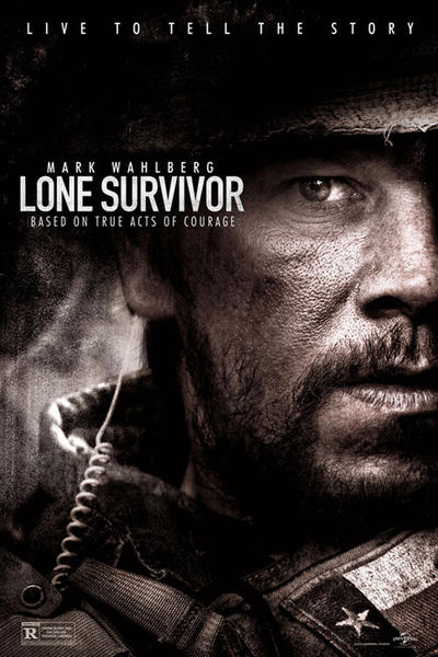 lonesurvivorposter731f Box Office Report: Lone Survivor Wins Box Office While Audiences See The Wrong Her