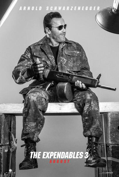 theexpendables3 ps 17 Ranking the Expendables 3 Cast from Least Deadly to Deadliest